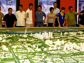 Hà Nội duyệt quy hoạch Thanh Oai đến 2020