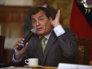 Mỹ dọa cắt ưu đãi thuế cho Ecuador do vụ ông chủ WikiLeaks