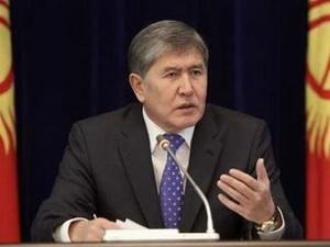 Tổng thống Kyrgyzstan ký sắc lệnh giải tán chính phủ