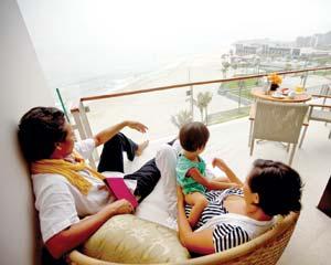 Phân khúc căn hộ nghỉ dưỡng ở Đà Nẵng hút khách trở lại