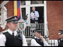 Kế hoạch bắt giữ chủ WikiLeaks của Anh bị lộ