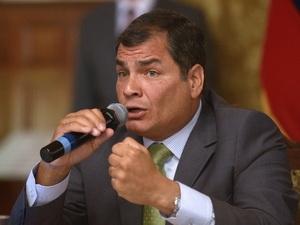Căng thẳng giữa Ecuador và Anh đã được giải quyết