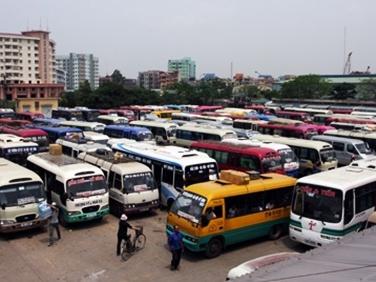 Đề xuất mở thêm 4 bến xe lớn tại Hà Nội