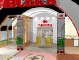 TCR lãi hợp nhất hơn 600 triệu đồng trong quý II/2012