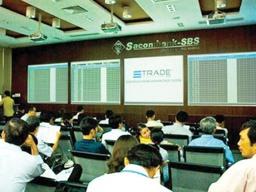 SBS tạm ngưng các hoạt động cho vay giao dịch ký quỹ chứng khoán