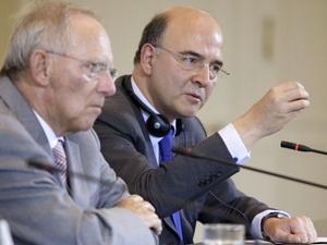 Pháp và Đức lập nhóm chung giải quyết khủng hoảng