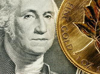 Giá vàng có thể lên 10.000 USD/oz nếu Mỹ quay lại bản vị vàng