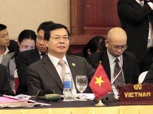 Hội nghị AEM 44: Thúc đẩy thương mại-đầu tư nội khối