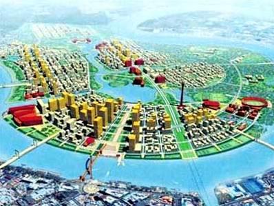 TPHCM điều chỉnh quy hoạch một số lô đất khu đô thị mới Thủ Thiêm