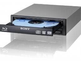 Sony rời bỏ thị trường ổ đĩa CD, DVD