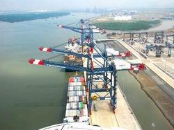 Hoàn thành đường liên cảng Cái Mép - Thị Vải cuối 2013