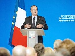 Pháp kêu gọi lực lượng đối lập Syria thành lập chính phủ