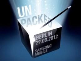 Samsung Galaxy Note II lộ cấu hình hoàn chỉnh