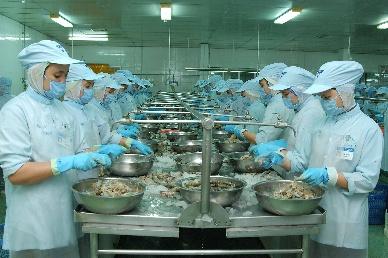 9 điểm nổi bật về sản xuất và xuất khẩu thủy sản quý II/2012