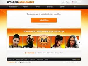 Mỹ bị loại khỏi Megaupload 2.0