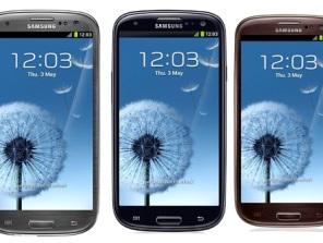 Samsung Galaxy S III có thêm 3 phiên bản màu mới