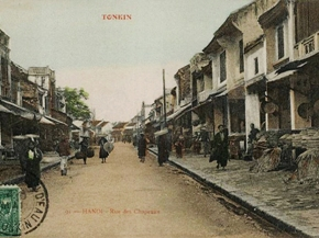 Chùm tranh màu hiếm hoi về Việt Nam năm 1903