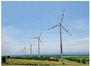 Mục tiêu sản lượng điện gió Bình Thuận tới năm 2020 đạt gần 1.500 kWh