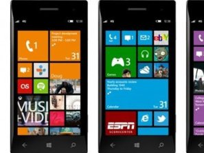 Hàng loạt smartphone Windows Phone 8 sẽ ra mắt vào tháng sau