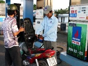 TPHCM phát hiện hàng nghìn lít xăng không hóa đơn