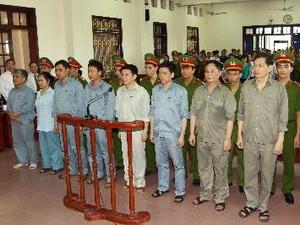 Y án 20 năm tù với cựu Chủ tịch Hội đồng Quản trị Vinashin