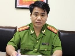 Bổ nhiệm Quyền Giám đốc công an Hà Nội