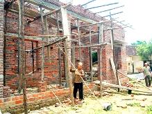 Miễn lệ phí trước bạ đối với nhà, đất của hộ nghèo