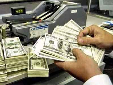Giá bán USD các ngân hàng ổn định ở 20.880 đồng