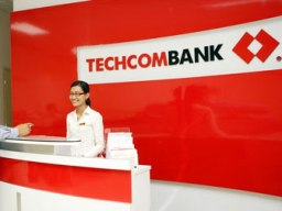 Techcombank: Tỷ lệ nợ xấu tăng, chi phí dự phòng giảm 60% trong 6 tháng đầu năm
