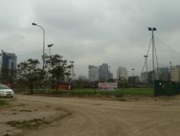 Chuyển mục đích sử dụng khu đất 3,6 ha tại 360 đường Giải Phóng, Hà Nội