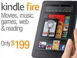 Amazon không sản xuất máy tính Kindle Fire 10-inch