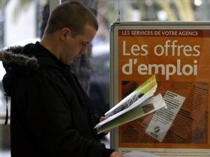 Số người thất nghiệp ở Pháp cao nhất 20 năm qua