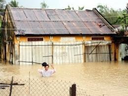 Việt Nam chịu nguy cơ cực lớn từ biến đổi khí hậu