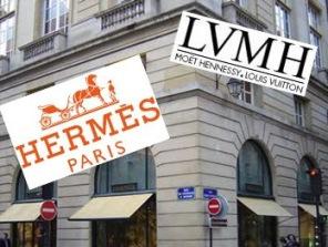Hermès kiện LVMH về thâu tóm thương hiệu