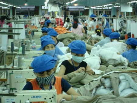 Nhu cầu lao động ở Hà Nội đến 2015 gần 4 triệu người