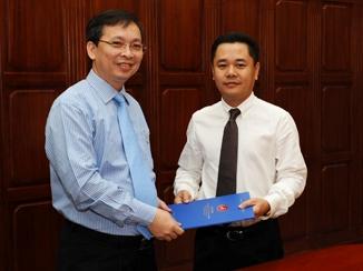 Ông Nguyễn Ngọc Cảnh được bổ nhiệm làm Trợ lý Thống đốc