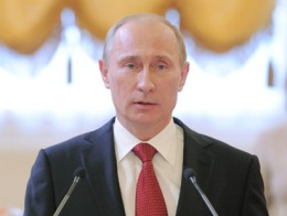 """Putin: """"Tương lai Nga phụ thuộc vào châu Á"""""""