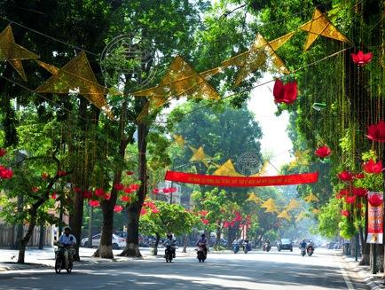 Hà Nội đặt tên 34 đường phố mới