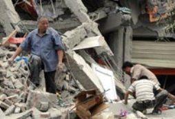 Trung Quốc động đất mạnh, 20.000 nhà bị phá hủy