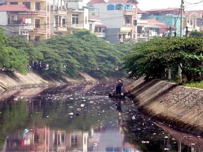 Dành gần 5.900 tỷ đồng cải thiện ô nhiễm môi trường