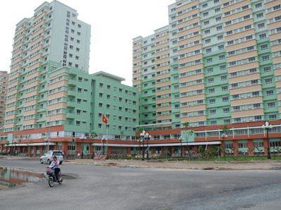Thay thế nhà đầu tư xây dựng hạ tầng kỹ thuật khu 38,4ha tại phường Bình Khánh, quận 2