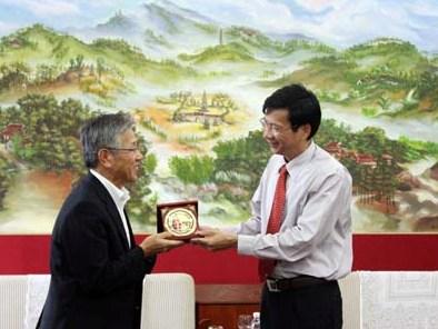 Cơ quan phát triển hạ tầng Kobe Nhật Bản muốn đầu tư hạ tầng tại Hạ Long