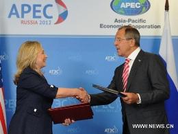Mỹ nâng cấp quan hệ thương mại với Nga