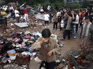 Động đất ở Tây Nam Trung Quốc khiến 80 người thiệt mạng