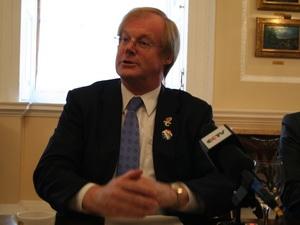Thị trưởng Khu tài chính London sắp thăm Việt Nam