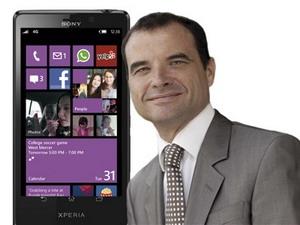 Sony sẽ sản xuất điện thoại dùng Windows Phone 8?
