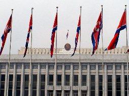 Người dân Triều Tiên mừng Quốc khánh