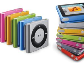 Apple có thể công bố các phiên bản mới của iPod vào tuần sau