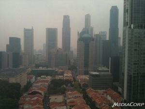Singapore bị ô nhiễm nặng vì cháy rừng ở Indonesia