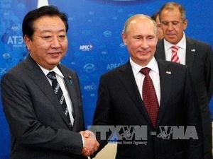 Nga muốn giải quyết mọi vấn đề với Nhật Bản từ Thế chiến II